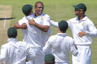 Vernon Philander ripped through the Black Caps' top-order. Photo / Getty Images