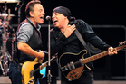 Bruce Springsteen and Steve Van Zandt. Photo/AP