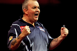 Phil Taylor. Photo / Getty Images