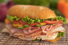 Eating too much ham and other processed meats is bad for your health.Photo / Thinkstock