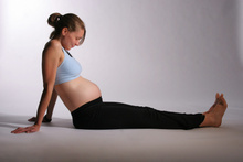 A woman's feet flatten out and get bigger when they're pregnant.Photo / Thinkstock
