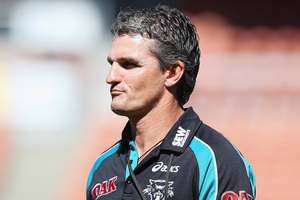 Penrith coach Ivan Cleary. Photo / Getty Images