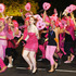 Parade goers dance during the annual Sydney Gay and Lesbian Mardi Gras Parade. Photo / Getty Images