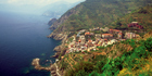 Aerial view of Cinque Terre. Photo / Thinkstock