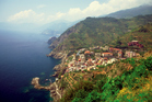 Aerial view of Cinque Terre. Photo / Thinkstock