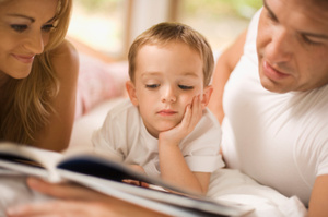 Reading helps kids learn new words.Photo / Thinkstock