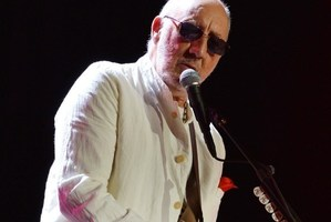 The Who's Pete Townsend has appologised for mouthing an expletive. Photo / AFP