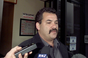 David Dougherty in 2001. Photo / File photo
