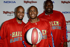 Basketball's entertainers, the Harlem Globetrotters, are returning to New Zealand. Photo / Getty Images.