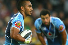 Thomas Leuluai of the New Zealand Warriors. Photo / Getty Images.