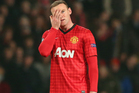 Wayne Rooney of Manchester United looks dejected during the UEFA Champions League Round of 16 Second leg match between Manchester United and Real Madrid. Photo / Getty Images.