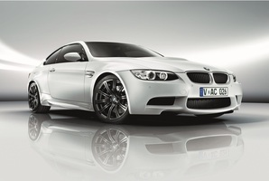 The limited editon M3 Pure coupe.
