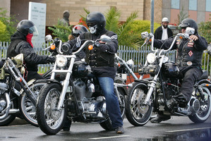 Bikie gangs are linked to a range of criminal activity in Melbourne. Photo / Getty Images