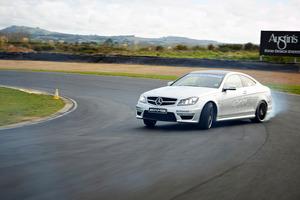 Mercedes Benz AMG day.
