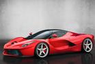 LaFerrari hypercar revealed at Geneva.  PHOTO / SUPPLIED