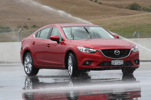 Mazda6. Photo / Supplied