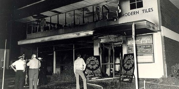 A deliberately lit fire at the Brisbane nightclub killed 15 people in 1973. Photo / Supplied