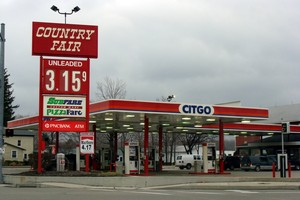 Citgo gas stations are among the Venezuelan business that Americans boycott.