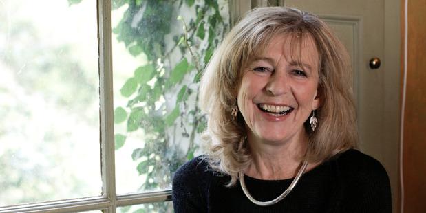 British writer Deborah Moggach. Photo / Urszula Soltys