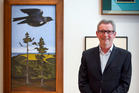 Chris Saines, director of the Auckland Art Gallery, is moving on after 17 years to run the gallery in Brisbane. Photo / NZH