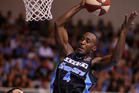 Breakers guard Cedric Jackson has won his second player of the month award in the ANBL league.  Photo / Getty Images