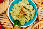 Spicy Broad Bean Dip. Photo / NZH
