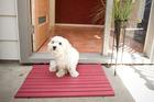 DIY doormat. Photo / Michael Craig