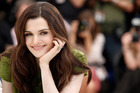 British actress Rachel Weisz. Photo / AP