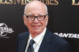 Rupert Murdoch. Picture / AP