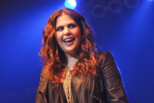 Singer Hillary Scott of Lady Antebellum. Photo / AP