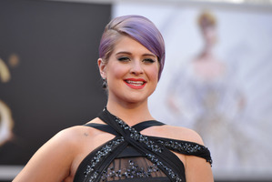 TV personality Kelly Osbourne has had a seizure. Photo / AP