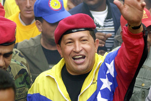 Hugo Chavez. Photo / AP