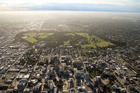 Damaged Christchurch is a powerful reminder that Aucklanders can't afford to be complacent about the risks of earthquakes, an engineer says. Photo / APN