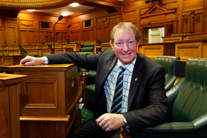 Conservation Minister Nick Smith. Photo / NZ Herald