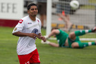 Waitakere United's Roy Krishna.  Photo / Brett Phibbs