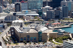 Te Papa in Wellington may be one of the inspirations for the building of the future.  Photo/ Mark Mitchell