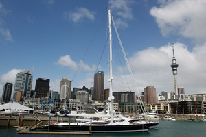 Auckland-based Superyacht Support says the industry is missing out. Photo / Steven McNicholl