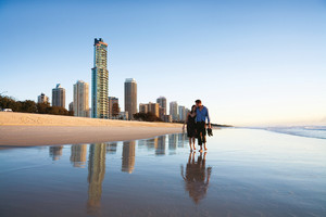 The proposed tourism project holds great possibility for the Gold Coast, Queensland Deputy Premier Jeff Seeney says. Photo / Supplied