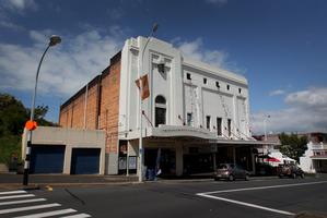 Victoria Picture Theatre in Devonport. Photo / Sarah Ivey