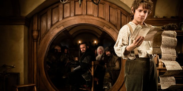 Wingnut Films and New Line Productions argued that its documents on The Hobbit were commercially sensitive. Photo / Supplied