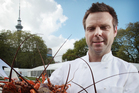 Punters who are feeling flush will be able to tuck into the crayfish The Grove's head chef Ben Bayly will be serving. Photo / Greg Bowker