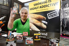 Mrs Turia says that more than 80 per cent of smokers wish they had never started. Photo / Mark Mitchell