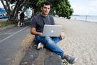 Derek Handley's Snakk Media listed on the New Zealand stock exchange's alternative market this morning. Photo / NZ Herald