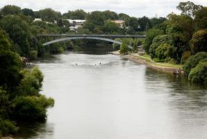 The Waikato River. File photo / Christine Cornege