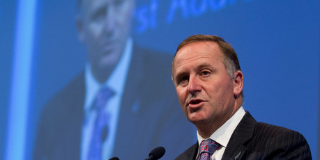 PM John Key is scheduled to release more information about the sale of the state-owned company after Cabinet meets today. Photo / Brett Phibbs