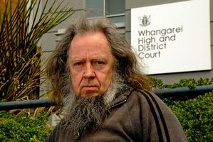 John Colman outside Whangarei District Court. Photo / File / Malcolm Pullman
