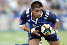 Keven Mealamu.  Photo / NZPA 