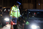 An off-duty police officer had to pull the keys from the ignition to stop a repeat drink driver fleeing after an accident, a court has been told. Photo / Glenn Taylor