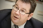 MP Grant Robertson says National had cut $80 million from polytechs in the last two budgets. Photo / Northern Advocate