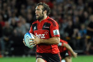 Adam Whitelock. Photo / NZPA